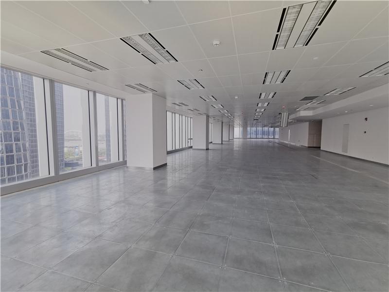 徐汇滨江国际传媒港办公楼大面积招租