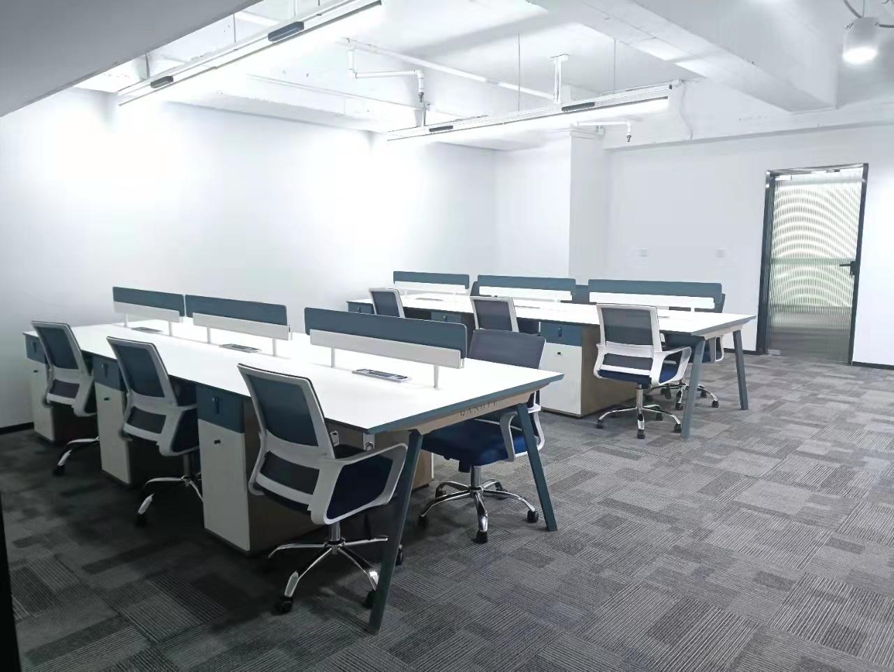 双地铁上盖信息技术大厦145平新出办公室出租