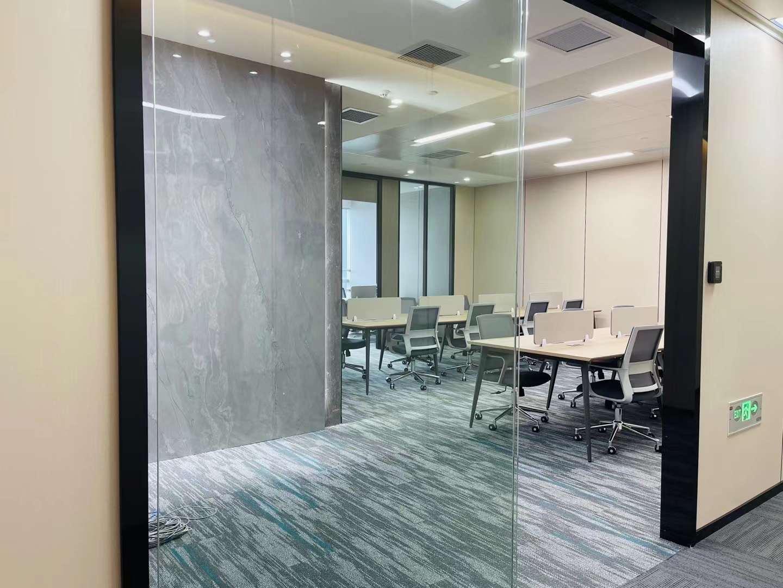 建工大唐国际大厦精装修171平办公室出租