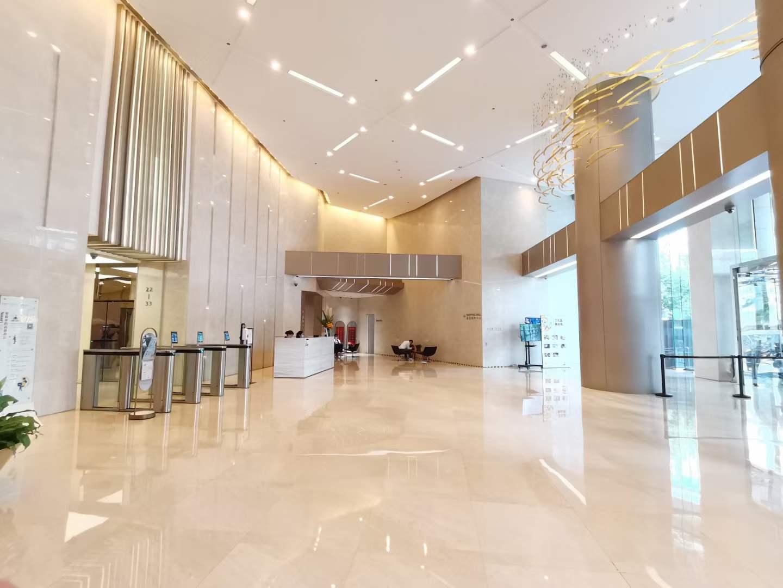华润时代广场出租395平精装修办公室