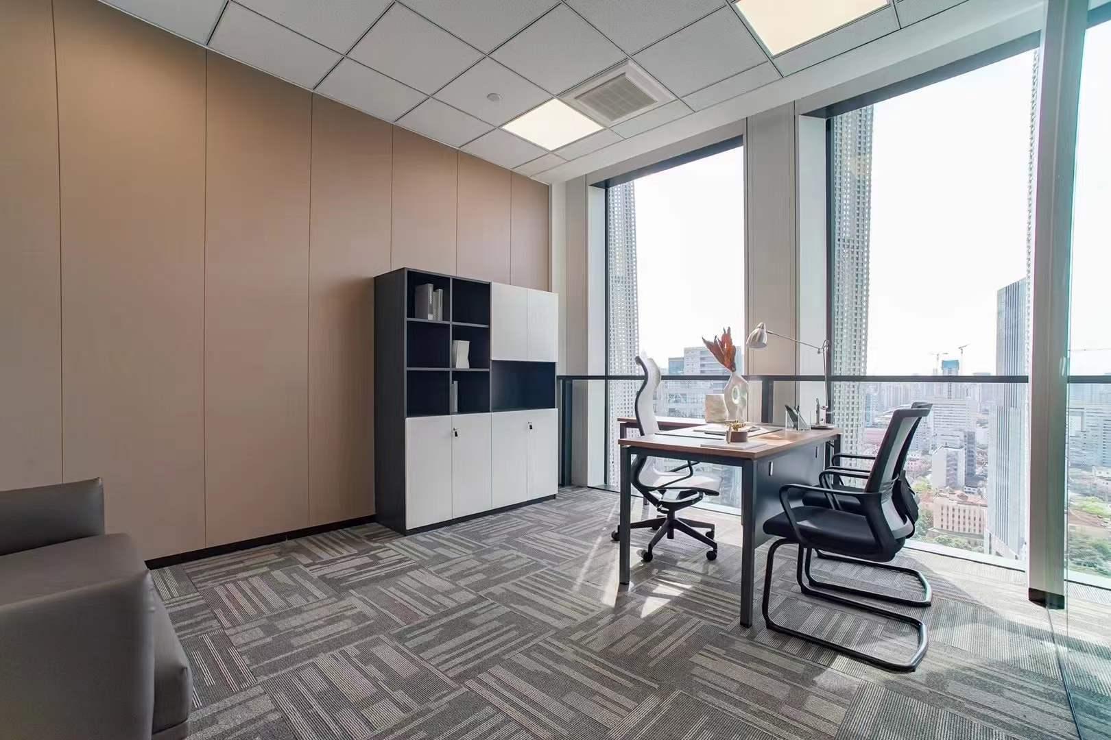 远洋商业大厦出租精装修办公室437平