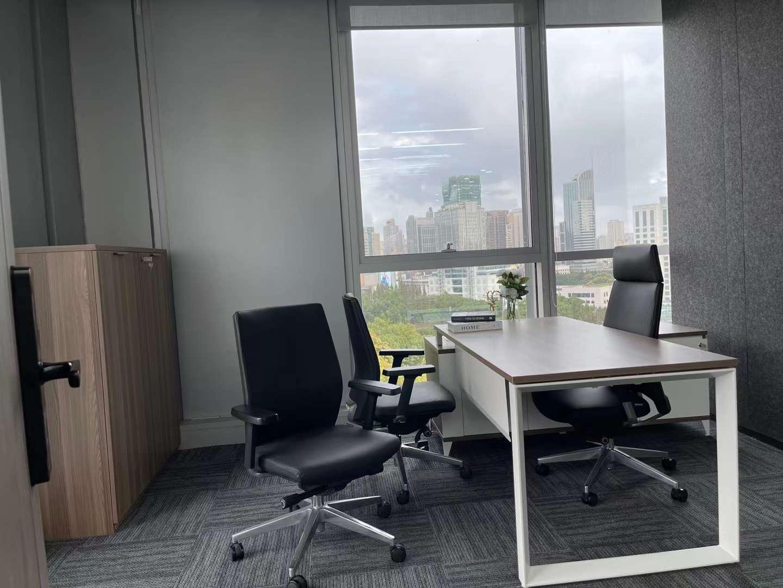 丰盛创建大厦出租256平精装办公室