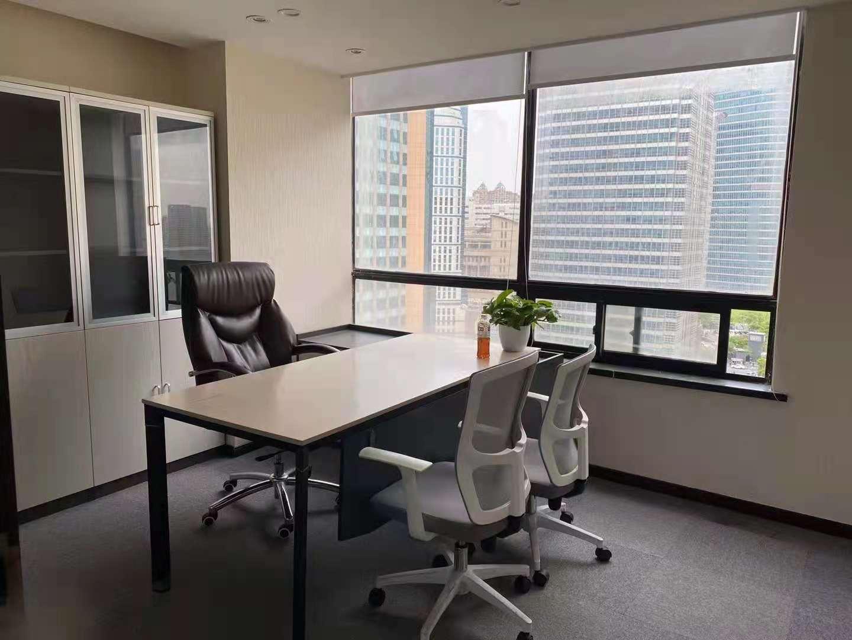 世纪公园附近的第一际商务中心出租6人间共享办公室